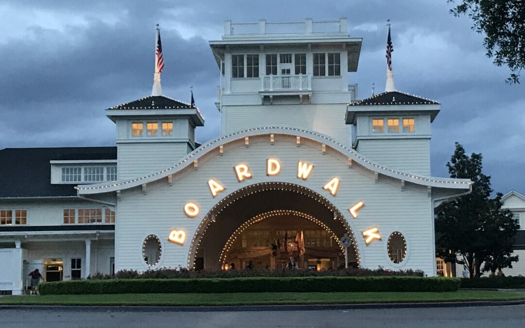 Disney's BoardWalk Villas: Stay in the Middle of the Magic