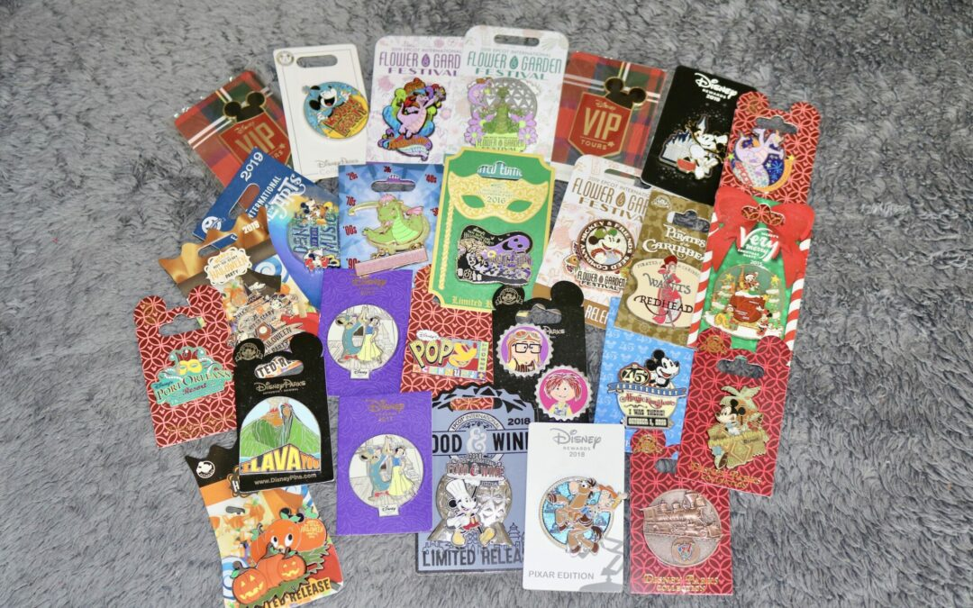 What To Do With Your Disney Parks Trading Pins