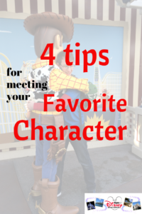 4 tips for meeting your Favorite Character