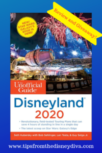 Unofficial Guide to Disneyland 2020 Review