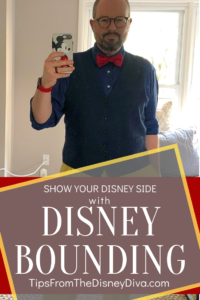 Show Your Disney Side with Disney Bounding
