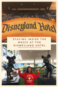 Staying Inside the Magic at the Disneyland Hotel