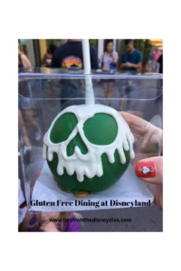 Gluten Free Dining at Disneyland