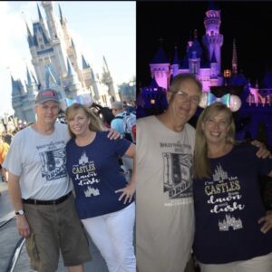 Disney Magic Diva Castle to Castle