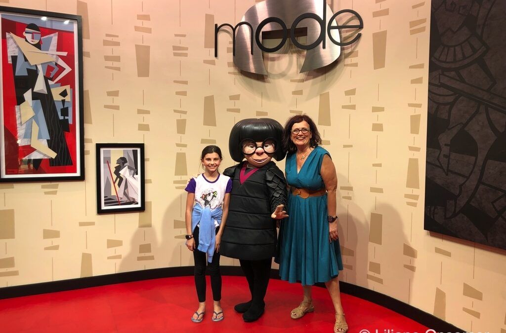 Interview with Walt Disney World EXPERT, 12 year old Isabelle!
