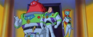 A Look Back at Buzz Lightyear of Star Command