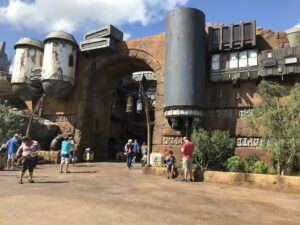 Star Wars Galaxy's Edge at Walt Disney World Hollywood Studios