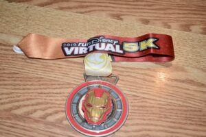 My Experience with a runDisney Virtual Series