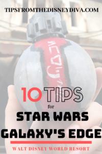 10 Tips for Star Wars: Galaxy's Edge at Walt Disney World Resort