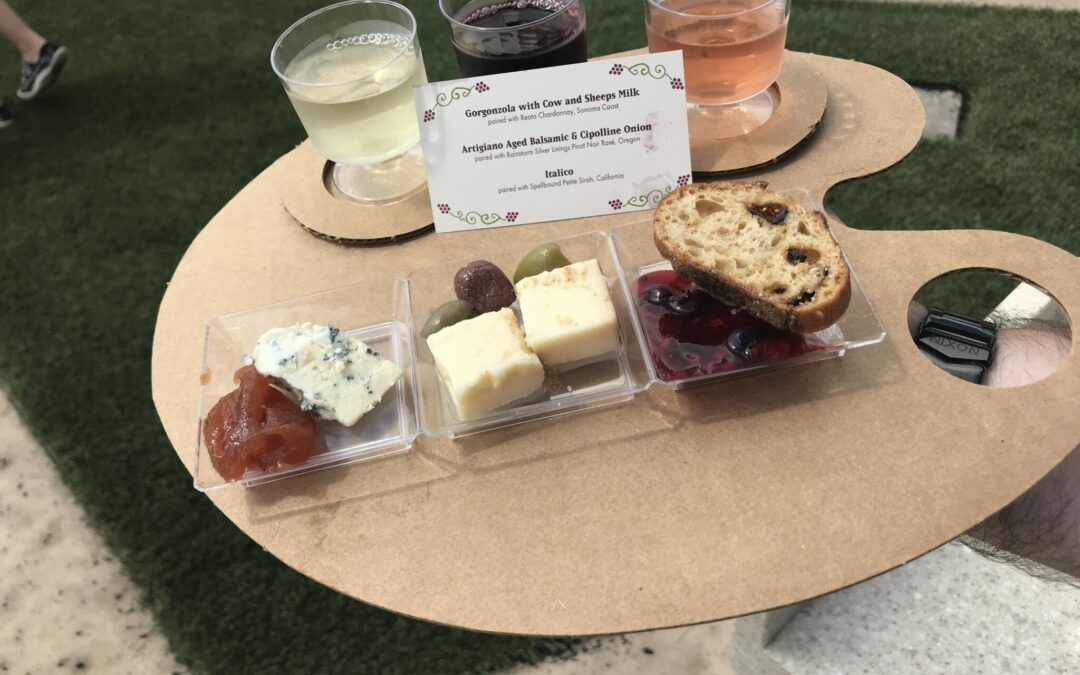 Tasting Your Way Around the World at the Epcot International Food & Wine Festival
