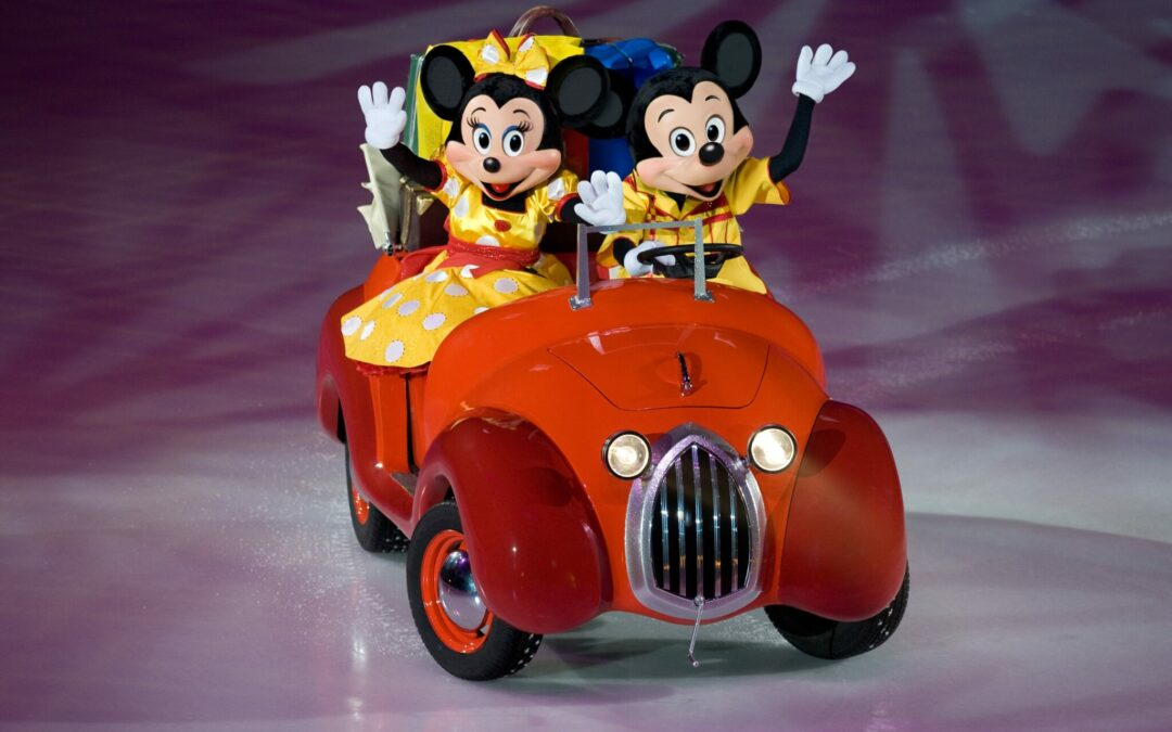 The Top 10 Reasons You Don't Want to Miss Disney on Ice presents Worlds of Enchantment