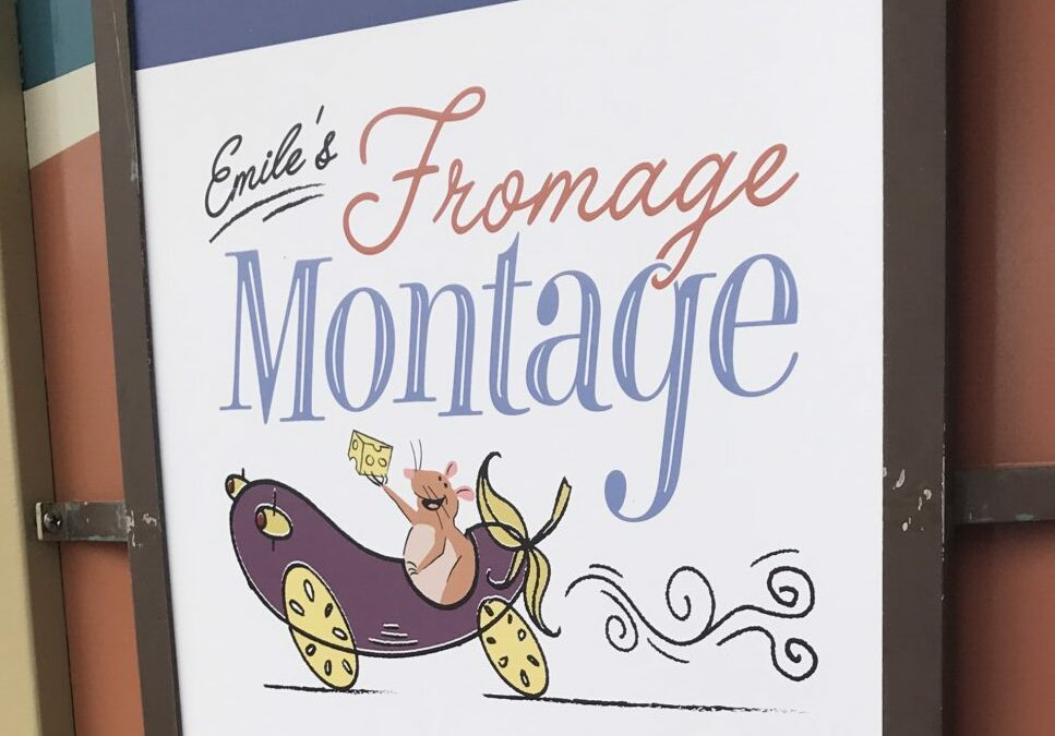 """Say """"Cheese!"""" – Emile's Fromage Montage at Epcot International Food & Wine Festival"""