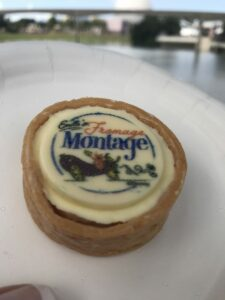 Say Cheese! Emile's Fromage Montage Epcot International Food and Wine Festival