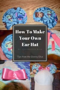 How To Make Your Own Ear Hat