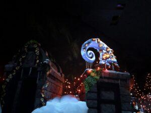 Haunted Mansion Halloween overlay