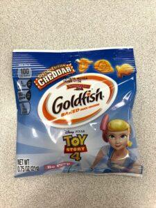Easy DIY Disney Themed School Lunches