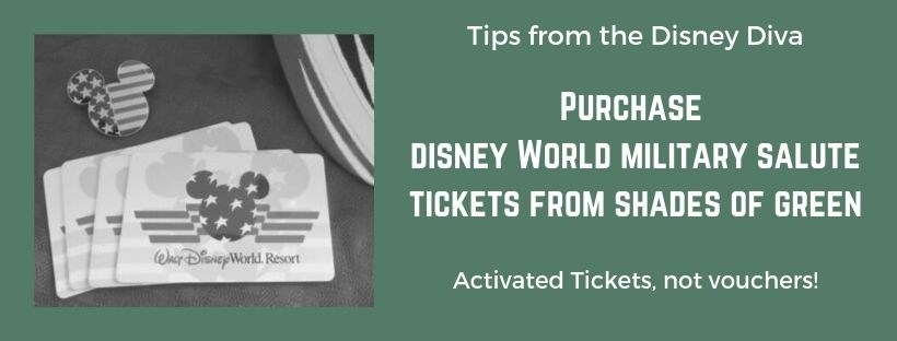 A Step-by-Step Guide to purchasing Military Discounted Attraction Tickets from Shades of Green