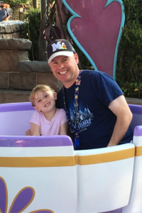 Favorite kid approved rides as Disneyland