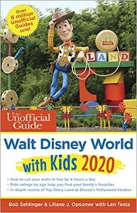 Unofficial Guide to WDW with Kids 2020