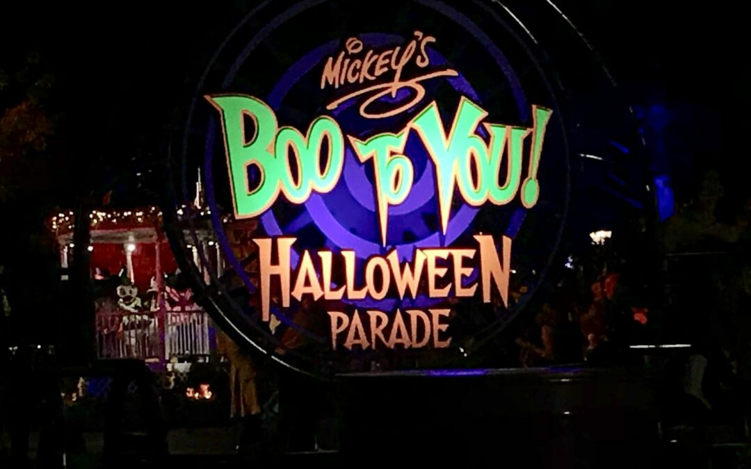 Ten Tips to Navigate Mickey's Not So Scary Halloween Party