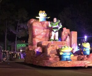 New additions to Mickey's Boo to You Parade