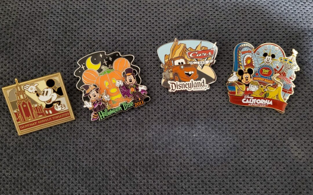 Pin Trading at Disneyland – What Is It and How Do I Get Started?