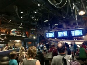 Docking Bay 7 at Galaxy's Edge in Walt Disney World's Hollywood Studios