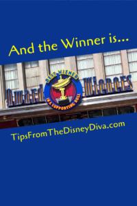 And the Winner is... Award Wieners! Disneyland