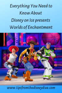 Everything You Need to Know About Disney on Ice presents Worlds of Enchantment