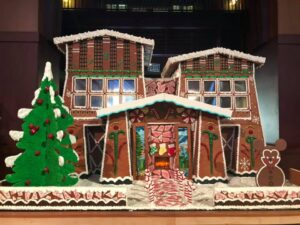 Disney's Grand Californian Gingerbread House
