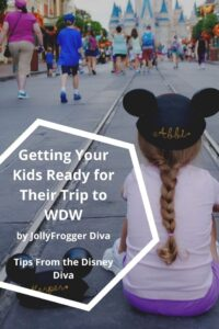Getting Your Kids Ready for Their Trip to WDW