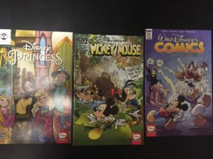 Disney Comics you can get Right Now