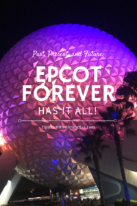 Past, Present, and Future: Epcot Forever Has it All!