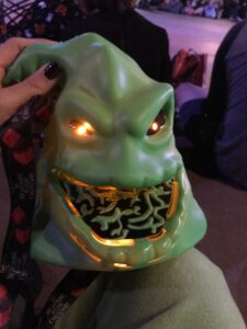 "A ""Spooktacular"" Review of Disneyland's Oogie Boogie Bash!"