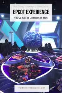 Walt Disney Imagineering Presents the Epcot Experience: You've Got to Experience This!