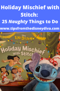Holiday Mischief with Stitch- 25 Naughty Things to Do
