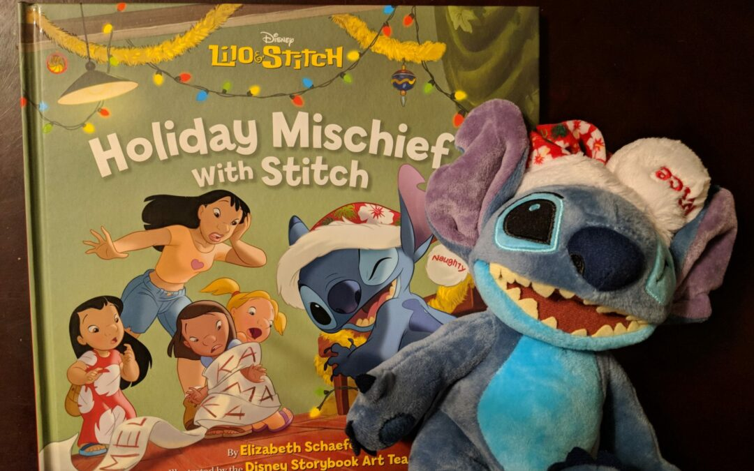 "Holiday Mischief with Stitch- 25 ""Nice"" Things to Do"