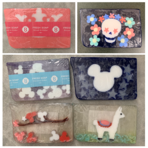 Basin, Basin White, Disney Springs, Walt Disney World, Disney World, Shopping, Disney Shopping, Cruelty-free, Bath Products, shop disney