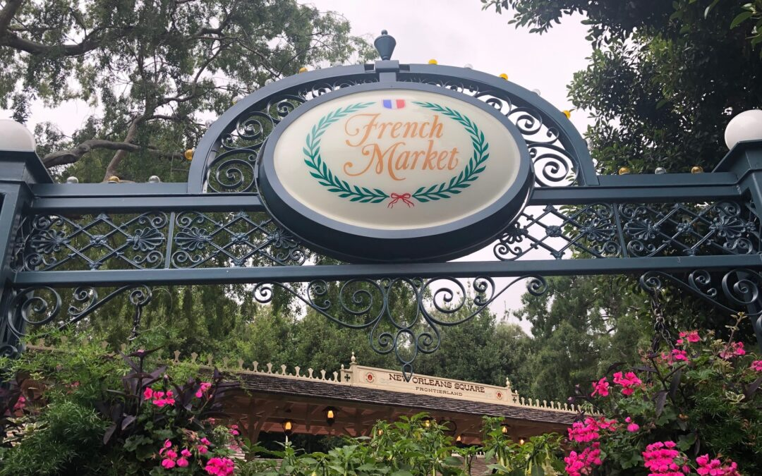 French Market Restaurant in New Orleans Square