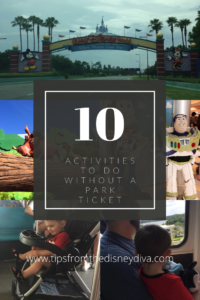 10 Things to Do Without a Park Ticket