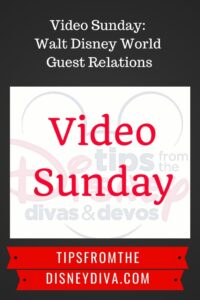 Video Sunday: Walt Disney World Guest Relations
