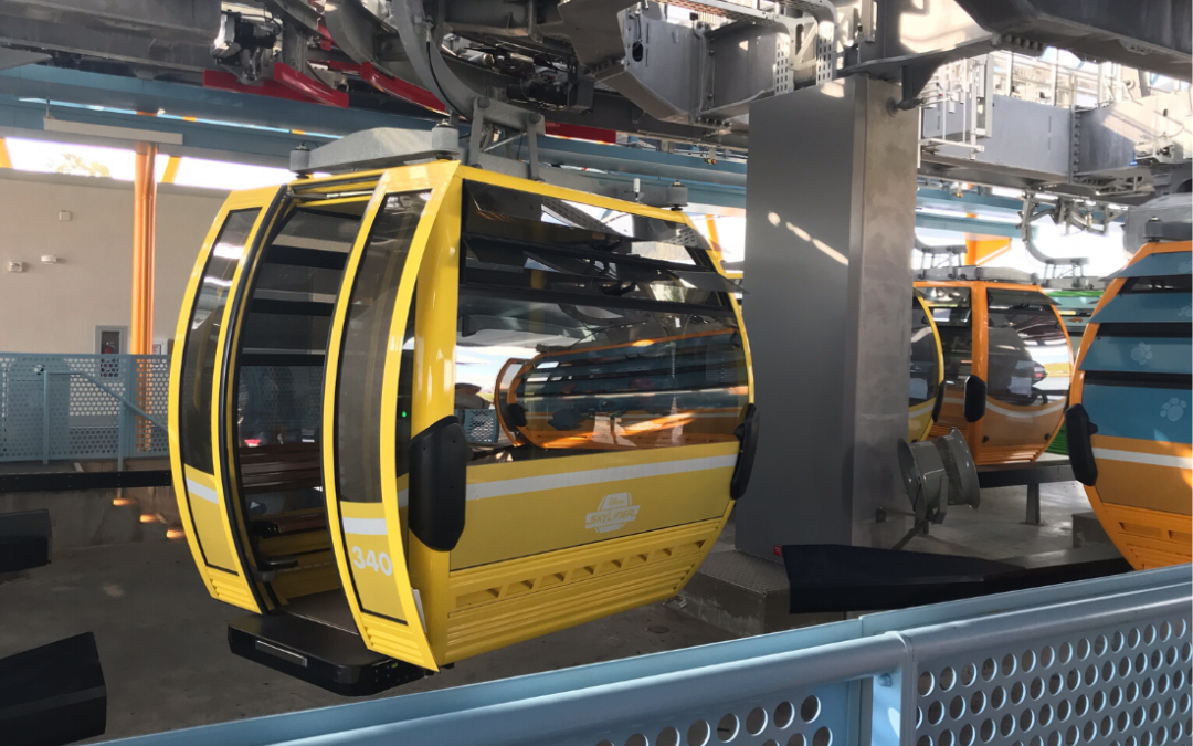 Five Things We've Learned about Walt Disney World's Skyliner