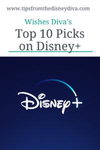 Top 10 Picks on Disney+