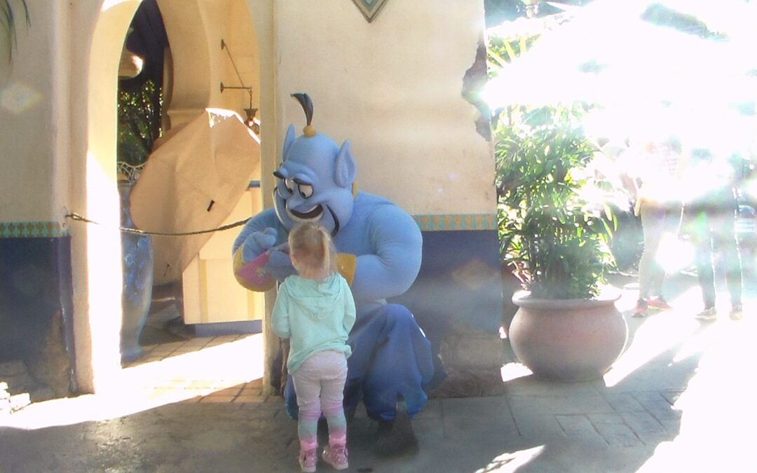 Top 10 Tips for Taking Small Children to Disneyland