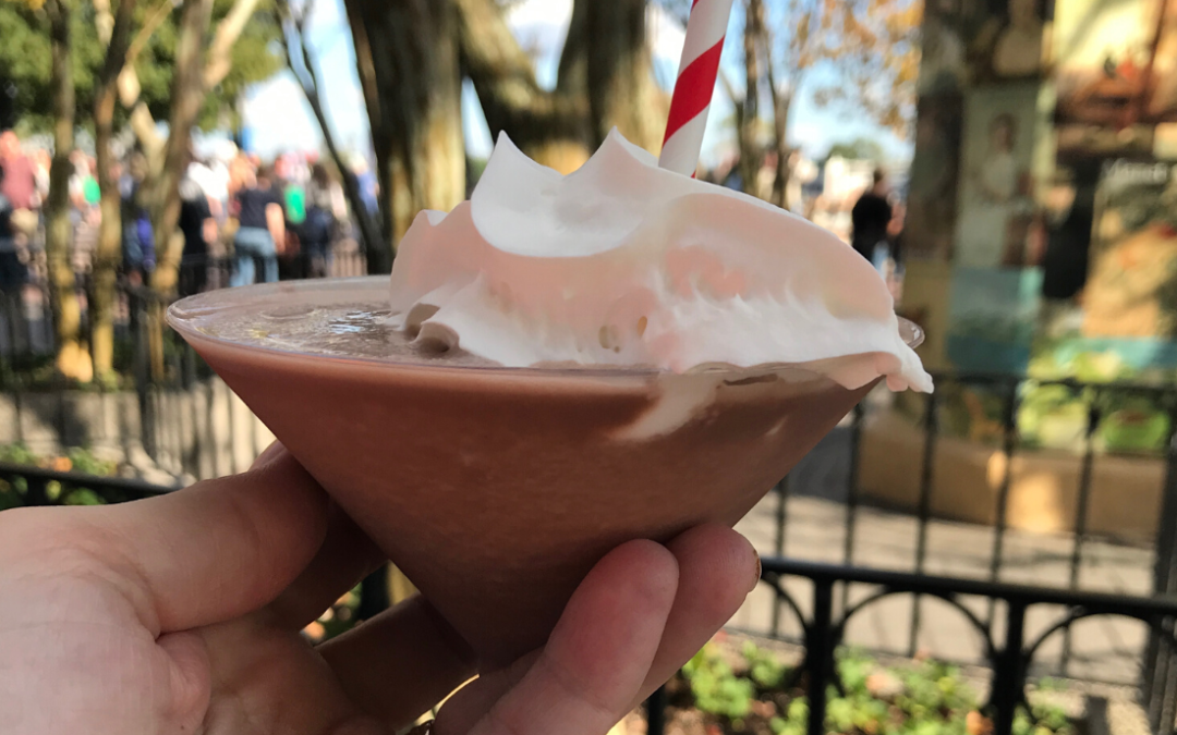 Taste Your Way around the World at Epcot International Festival of the Holidays