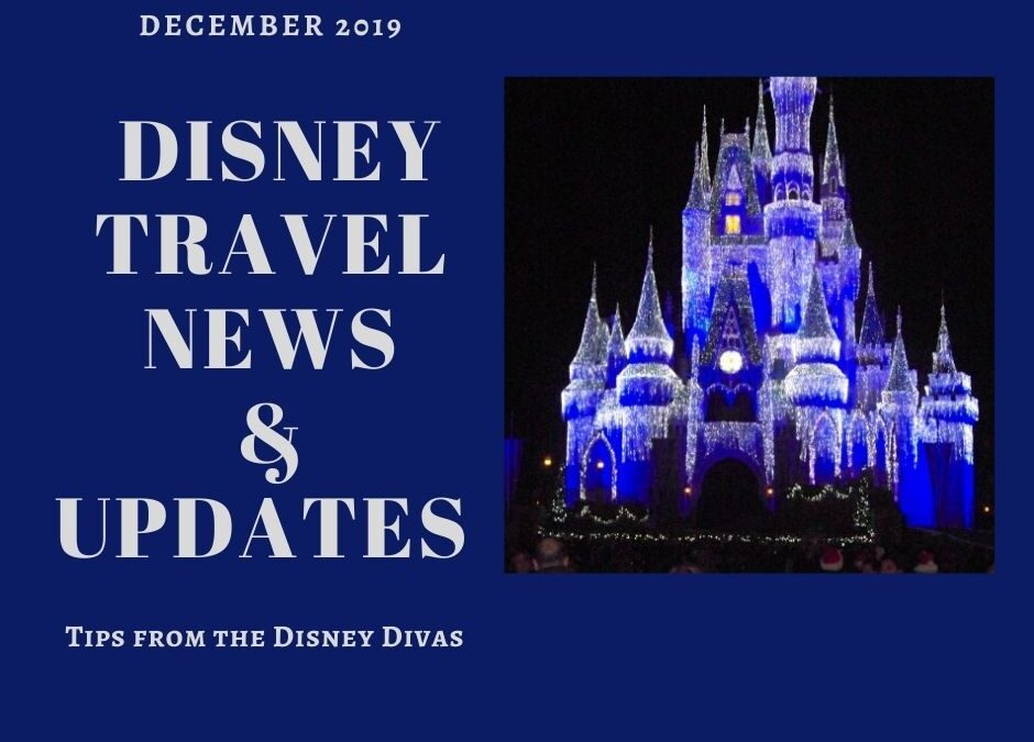 Disney Travel News & Updates Highlights from December 2020