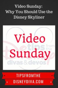 Video Sunday:  Why You Should Use the Disney Skyliner