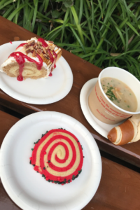 Taste Your Way around the World: Epcot International Festival of the Holidays