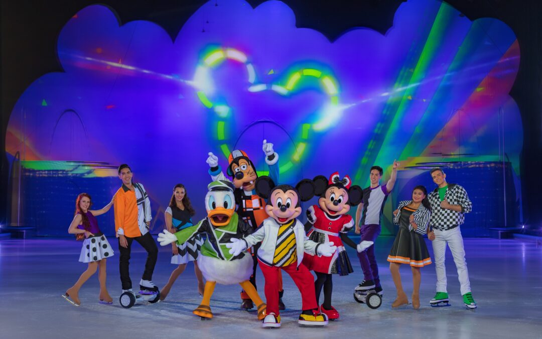 Win Four Tickets to Disney on Ice presents Mickey's Search Party!