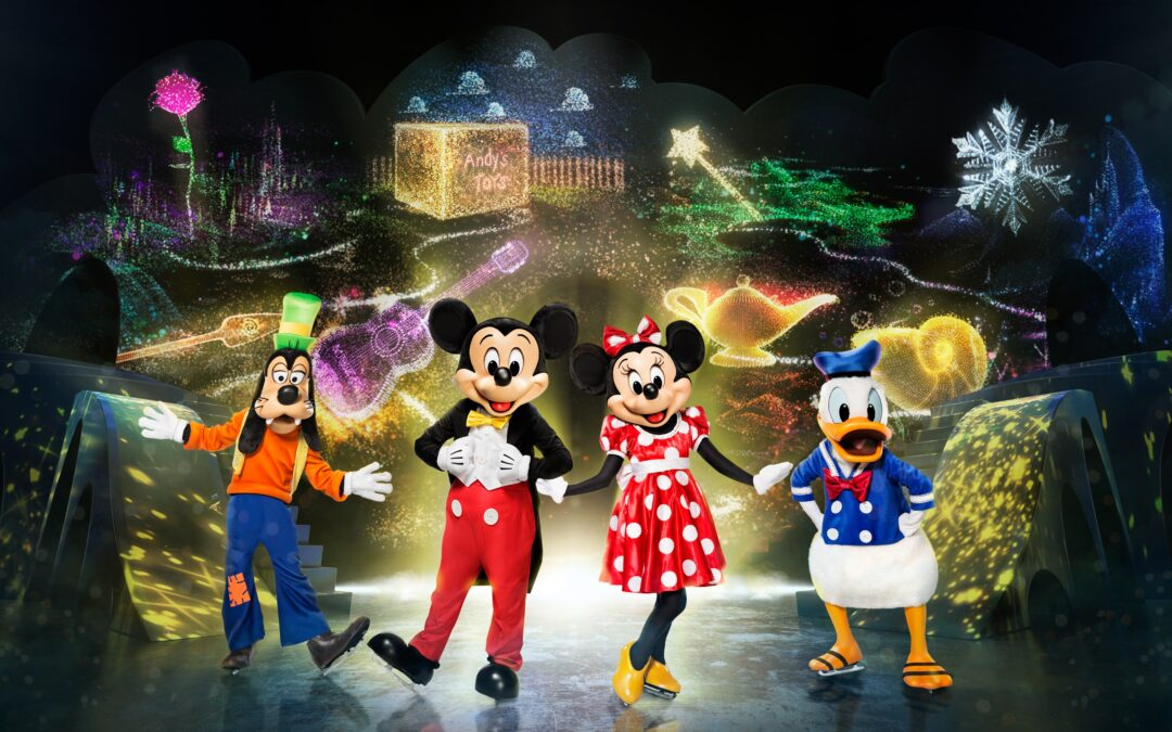 What I Love About Disney on Ice presents Mickey's Search Party!